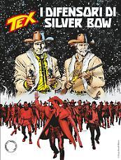 I difensori di Silver Bow - Tex 685 cover