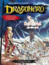 Le Regine Nere - Dragonero 56 cover