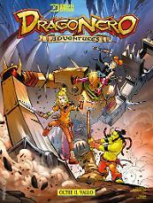 Oltre il vallo - Dragonero Adventures 04 cover
