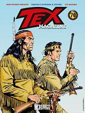 Tex Magazine 2018 cover