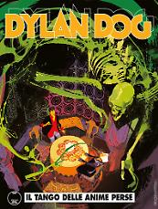 Il tango delle anime perse - Dylan Dog 379 cover