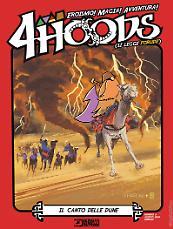 Il canto delle dune - 4Hoods 06 cover