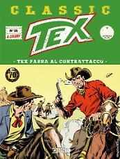Tex passa al contrattacco - Tex Classic 39 cover