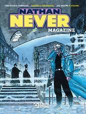 Nathan Never Magazine 2018