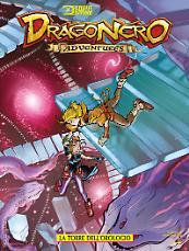 La Torre dell'Orologio - Dragonero Adventures 11 cover