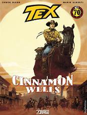 Cinnamon Wells