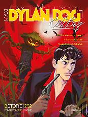 Maxi Dylan Dog n°34 cover