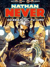 Nathan Never. Odissea nel futuro