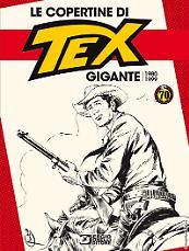 Le copertine di Tex Gigante 1980-1999