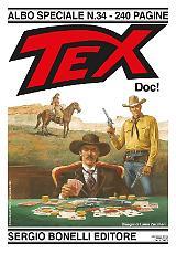 Doc! - Tex Speciale 34 cover
