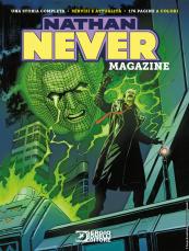 Nathan Never Magazine 2019 cover