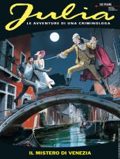 Il mistero di Venezia - Julia 254 cover