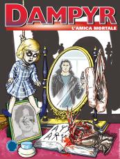 L'amica mortale - Dampyr 236 cover