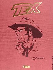 Tex l'inesorabile - Edizione limitata numerata - Copertina rossa