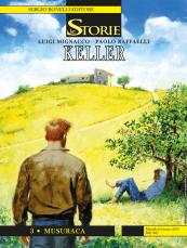 Keller 3 - Musuraca - Le Storie 88 cover