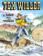 Le schiave della montagna - Tex Willer 15 cover