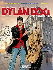 Dylan Dog Magazine 2020 cover