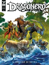Il destino di Keyra - Dragonero Il Ribelle 07 cover