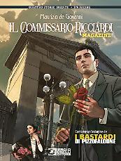 Il commissario Ricciardi Magazine 2020 cover