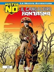 Il cangaceiro fantasma - Mister No Le Nuove Avventure 12 cover
