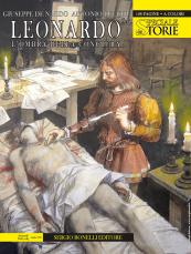 Leonardo: l'ombra della congiura - Speciale Le Storie 07 cover