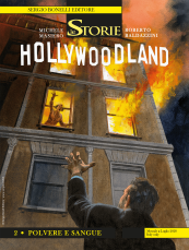 Hollywoodland 2 - Polvere e sangue - Le Storie 94 cover