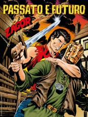 Passato e futuro - Zagor 661 cover