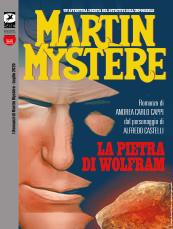 La Pietra di Wolfram - I romanzi di Martin Mystère 04 cover