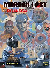 Mister Fear - Morgan Lost & Dylan Dog 05 cover