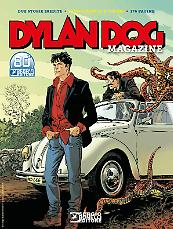 Dylan Dog Magazine 2021 cover