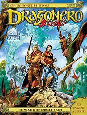 Il viaggio degli eroi - Speciale Dragonero 08