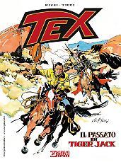 Tex. Il segreto di Tiger Jack
