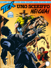 Uno sceriffo nei guai - Tex Nuova Ristampa 474