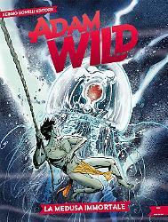 La medusa immortale - Adam Wild 21 cover