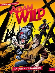 La fossa dei diamanti - Adam Wild 25 cover