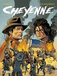 Cheyenne - Romanzi a fumetti 34 cover