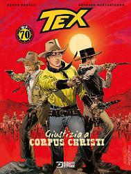 Giustizia a Corpus Christi - Tex Cartonato 07 cover
