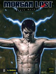 Il Babau - Morgan Lost Black Novels 02 cover