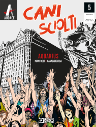 Aquarius - Cani Sciolti 05 cover