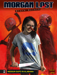 Nessun gufo in Alabama - Morgan Lost Black Novels 05 cover