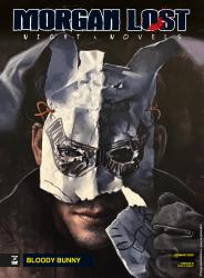 Blood Bunny - Morgan Lost Night Novels 02 cover