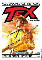 Tex l'inesorabile - Speciale Tex 35 cover