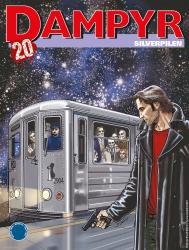 Silverpilen - Dampyr 243 cover