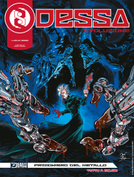 Prigioniero del metallo - Odessa Evoluzione 02 cover