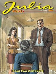 Il caso dello scacco matto - Speciale Julia 06 cover