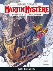Gog e Magog - Martin Mystère bimestrale 371 cover