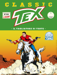Il tagliatore di teste - Tex Classic 02 cover