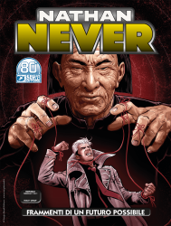 Frammenti di un futuro possibile - Nathan Never 357 cover