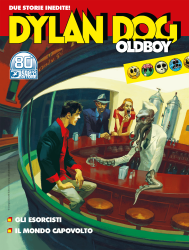 Dylan Dog Oldboy 6 cover