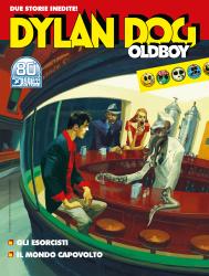 Dylan Dog Oldboy 6 cover